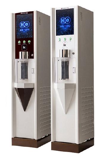 大型施設オフィス職場向けOS搭載ハイスペックモデル水素水サーバー H2JV3
