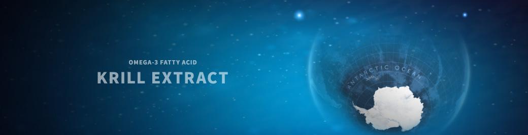 OMEGA-3 FATTY ACID KRILL EXTRACT
