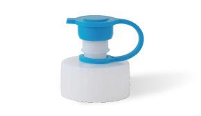 逆止弁一体型ペットボトルキャップ