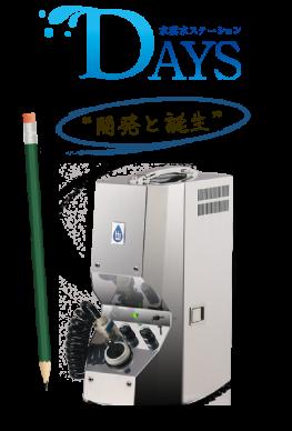 水素水専用容器:H2-BAG